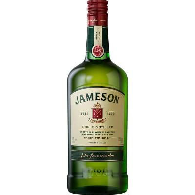 Jameson Irish Whiskey - 1.75L Bottle