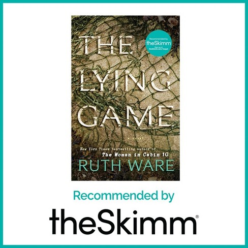 Lying Game -  by Ruth Ware (Hardcover) - image 1 of 2