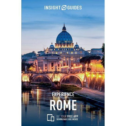 Insight Guides Experience Rome (Travel Guide with Free Ebook) - (Insight Experience Guides) 2 Edition - image 1 of 1