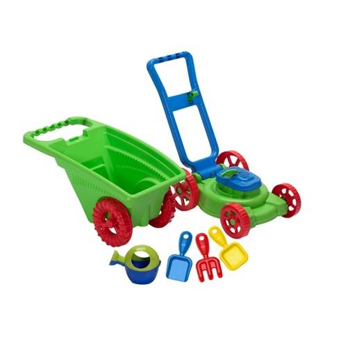 American Plastic Toys Gardener Set - 6pc