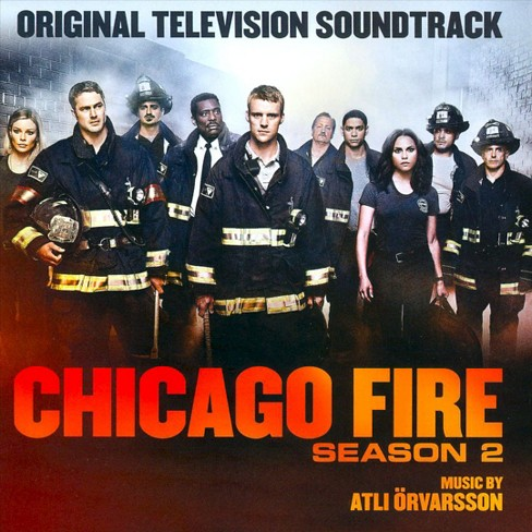 Atli orvarsson - Chicago fire:Season 2 (Ost) (CD) - image 1 of 2