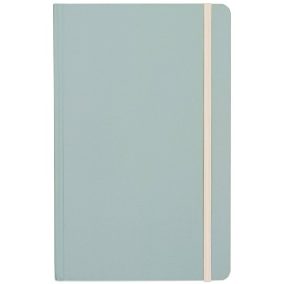 Sugar Paper™ Lined Journal Green Soft Touch