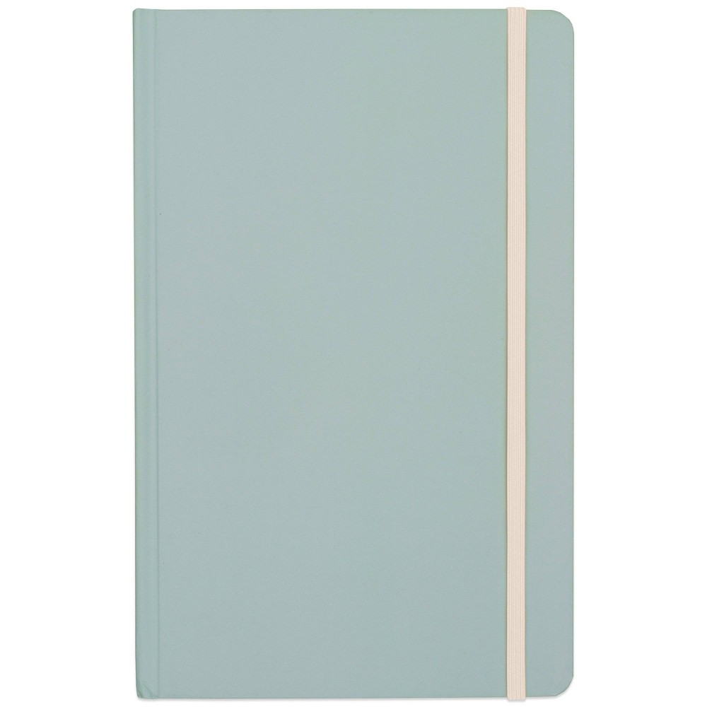 Sugar Paper 8482 Lined Journal Green Soft Touch