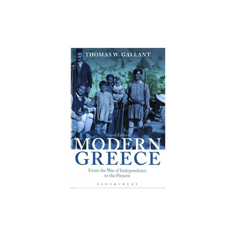 Modern Greece (Paperback)
