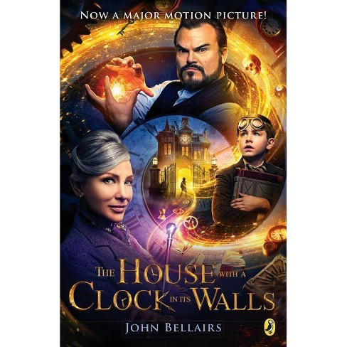 House With a Clock in Its Walls -  (Lewis Barnavelt) by John Bellairs (Paperback) - image 1 of 1