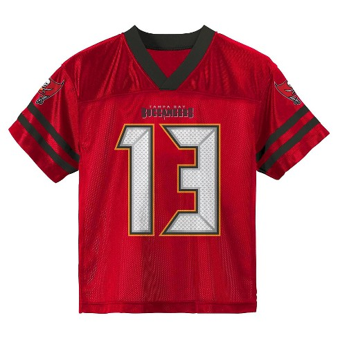 d46e17e3e Tampa Bay Buccaneers Boys' Mike Evans Jersey S : Target