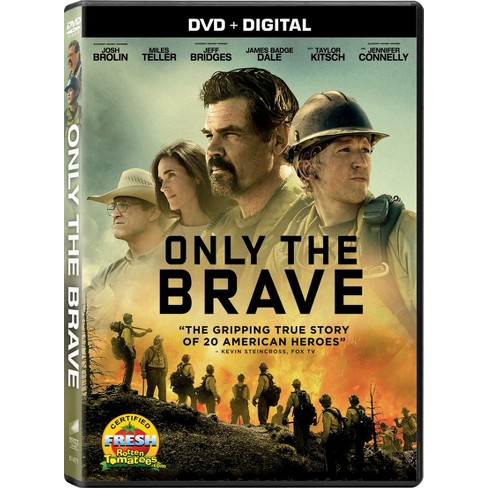 Only The Brave (DVD + Digital) - image 1 of 1