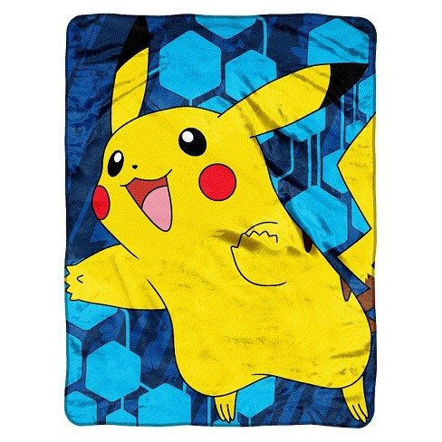 "Pokmon Lightning Strike Throw - (46""x60"") - image 1 of 1"