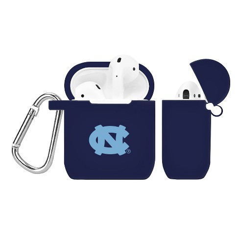 NCAA North Carolina Tar Heels Silicone Cover for Apple AirPod Battery Case - image 1 of 1
