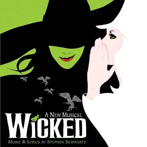 Original Broadway Cast Recording - Wicked: A New Musical (Original Broadway Cast Recording) (CD) - image 1 of 2
