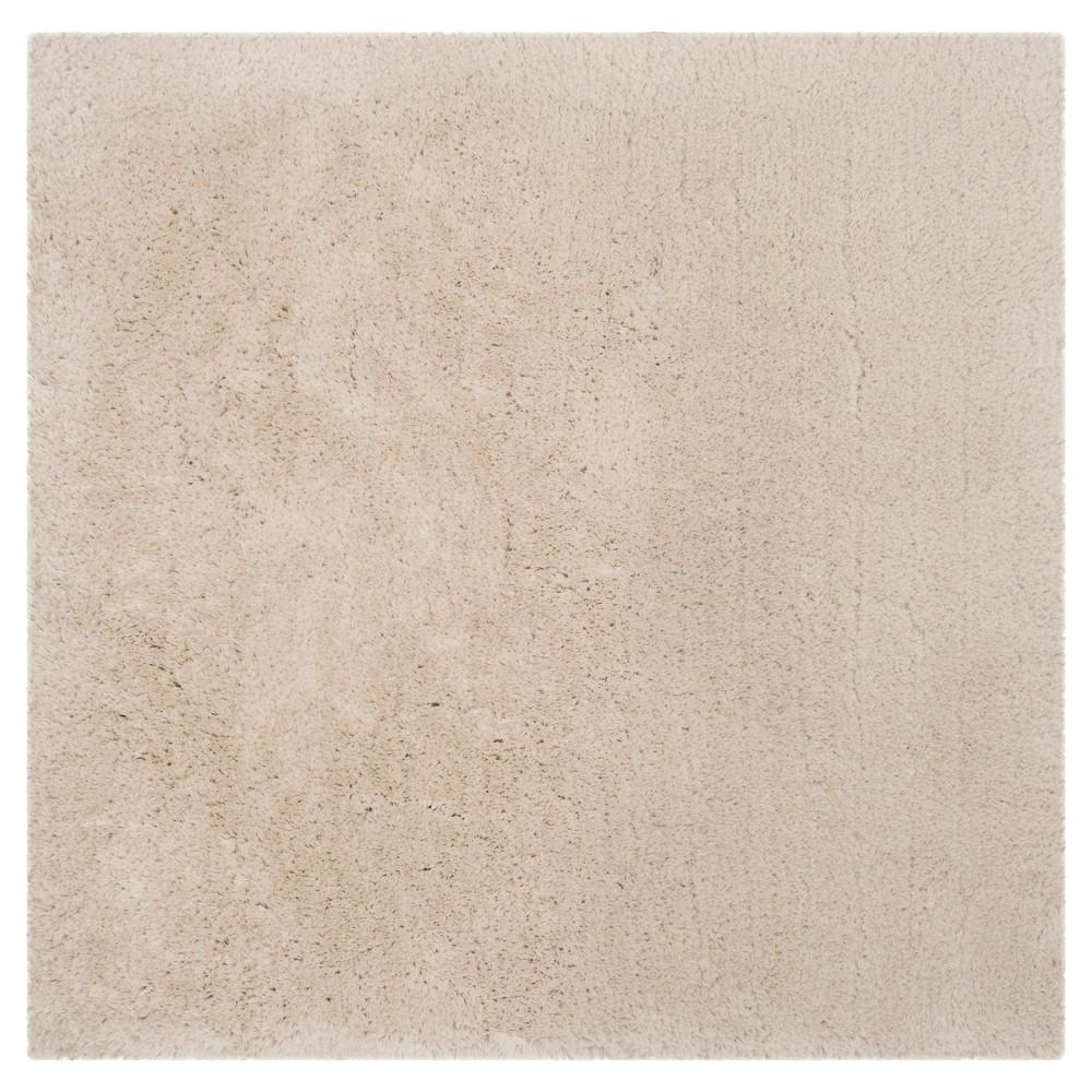 Anwen Accent Rug - Beige (5' Square) - Safavieh