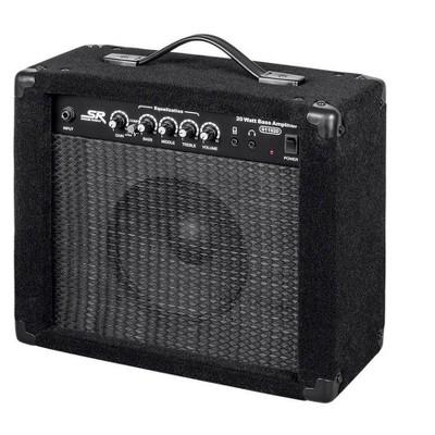 Monoprice 20-Watt, 1x8 Bass Combo Amplifier