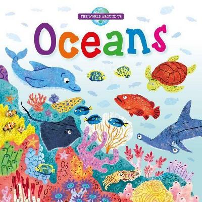 Oceans - by Igloo Books (Board_book)