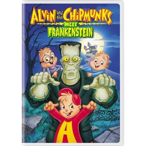 Alvin and the Chipmunks Meet Frankenstein (DVD) - image 1 of 1