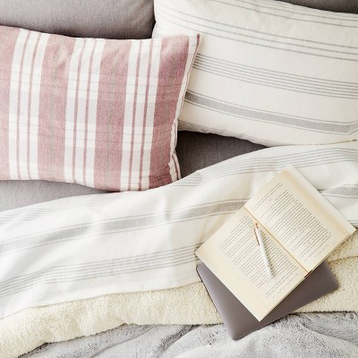 Cozy & Printed Pattern Flannel Sheets Collection - Threshold™