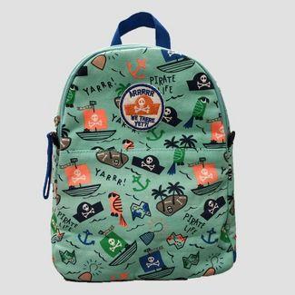 Toddler Boys Pirate Backpack - Cat & Jack™ Blue