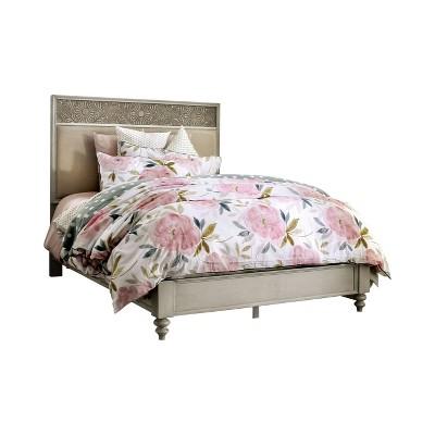 Del Grande Bun Feet Platform Bed - HOMES: Inside + Out