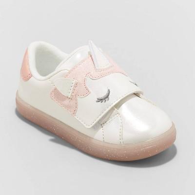 Toddler Girls' Babs Unicorn Sneakers - Cat & Jack™ Iridescent