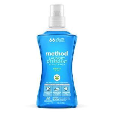 method Fresh Air Laundry Detergent - 53.5 fl oz