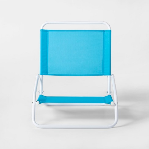 Sand Chair - Blue - Sun Squad™ - image 1 of 2
