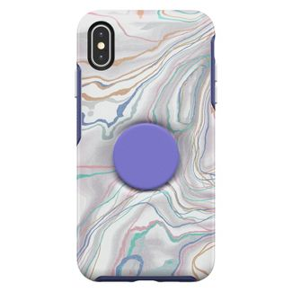 OtterBox Apple iPhone XS Max Otter + Pop Symmetry Case (with PopTop) - What A Gem