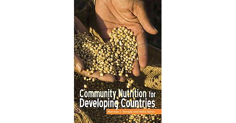 Community Nutrition for Developing Count (Paperback) - image 1 of 1