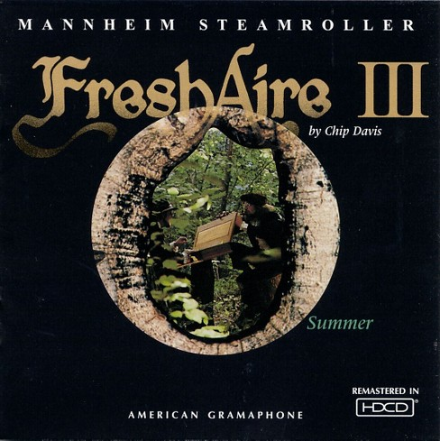 Mannheim steamroller - Fresh aire 3 (CD) - image 1 of 10