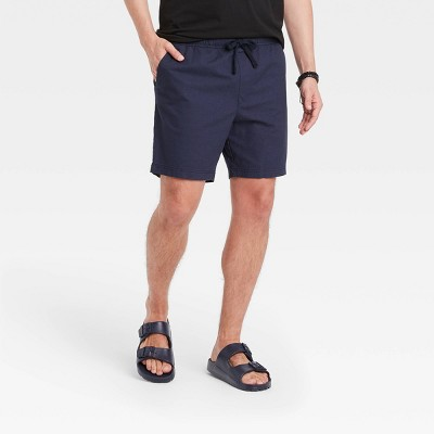 "Men's 7"" Elevated Novelty E-Waist Pull-On Shorts - Goodfellow & Co™"