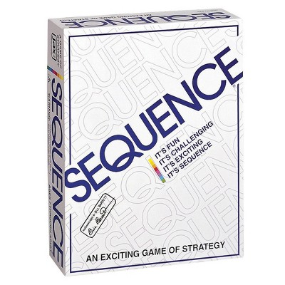 Jax Sequence Board Game