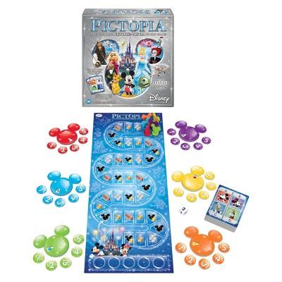 Disney Pictopia Family Picture-Trivia Game
