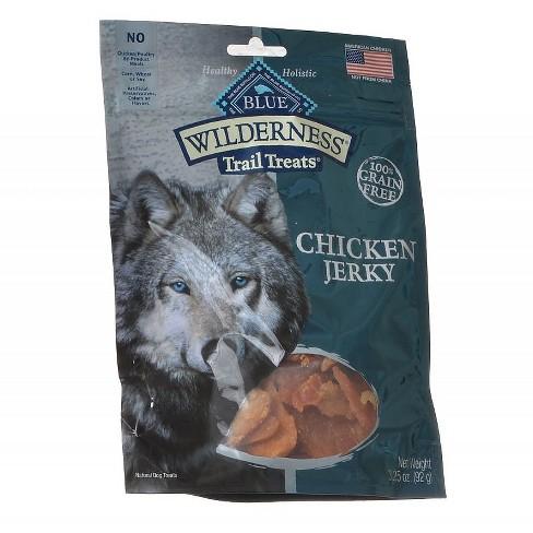 Blue Buffalo Wilderness Chicken Jerky Trail Treats - image 1 of 1