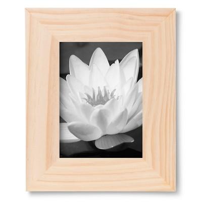 Hand Made Modern - 5x7 Wood Frame - Pine