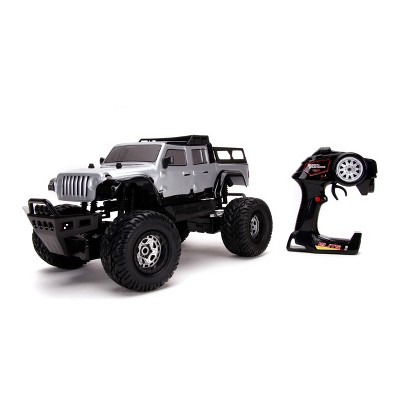 Fast and Furious Elite 4x4 RC 2020 Jeep Gladiator 1:12 Scale Remote Control Car 2.4 Ghz