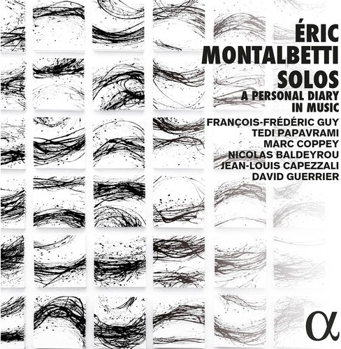 Various - Montalbetti:Solos (CD) - image 1 of 1