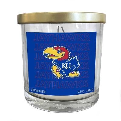 NCAA Kansas Jayhawks Echo Team Candle