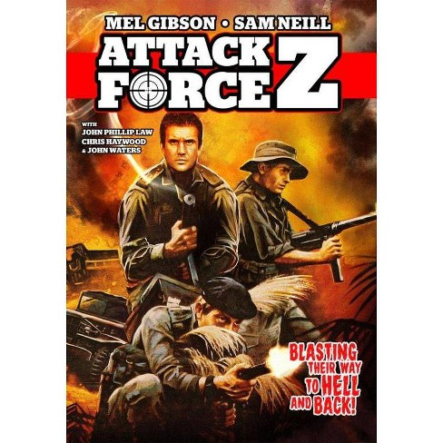 Attack Force Z (DVD) - image 1 of 1