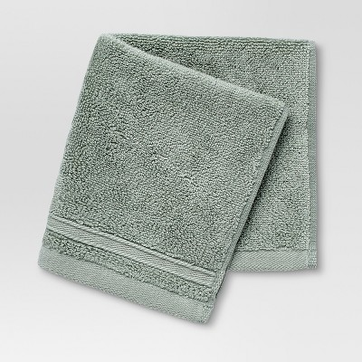 Performance Washcloth Pioneer Sage - Threshold™