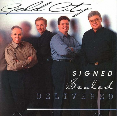 Gold city - Signed sealed delivered (CD) - image 1 of 1