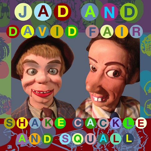 Jad - Shake cackle and squall (CD) - image 1 of 1