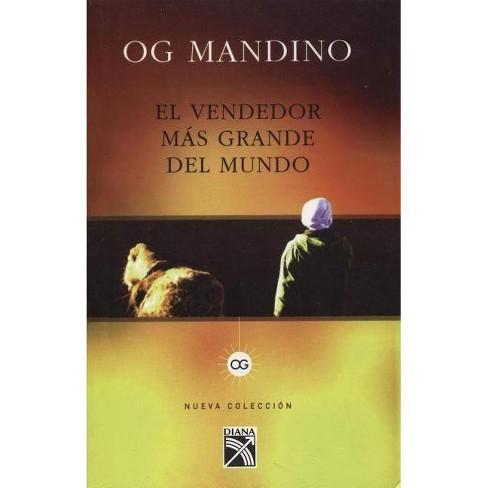 El Vendedor Mas Grande del Mundo - (Nueva Coleccion) by  Og Mandino (Paperback) - image 1 of 1