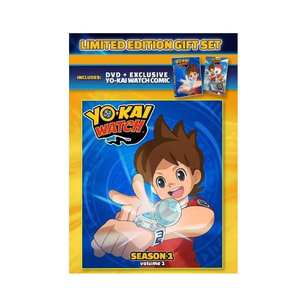 Yo-Kai Watch: Season One Volume One (DVD)(2019) Buy