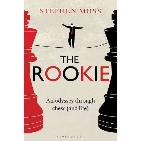 The Rookie - by  Stephen Moss (Hardcover) - image 1 of 1