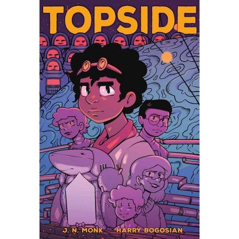 Topside - by  J N Monk (Hardcover) - image 1 of 1