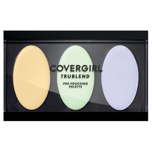 COVERGIRL truBLEND Pre-Touching Palette 505 Warm/Neutral - image 1 of 3