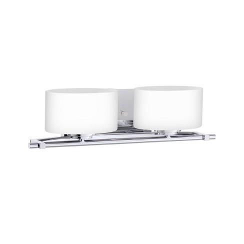 "Park Harbor PHVL2042 Dunleith 17"" Wide 2 Light Bathroom Fixture - image 1 of 1"
