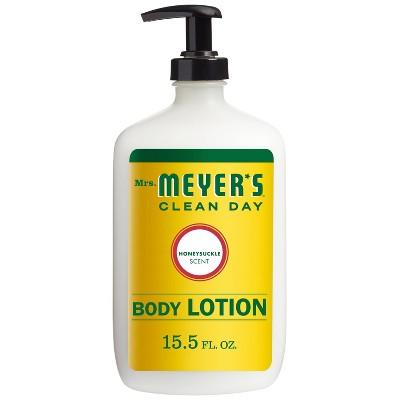 Mrs. Meyer's Clean Day Honeysuckle Body Lotion - 15.5oz