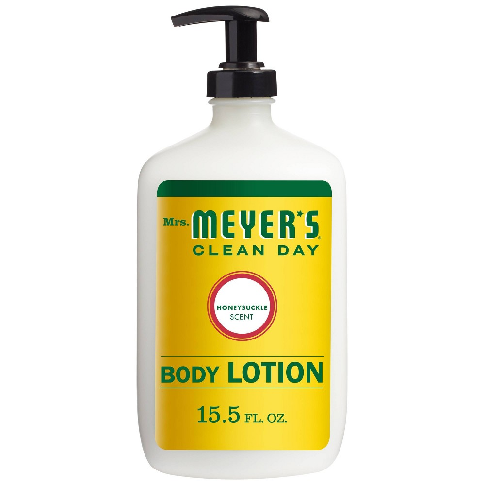Image of Mrs. Meyer's Clean Day Honeysuckle Body Lotion - 15.5oz