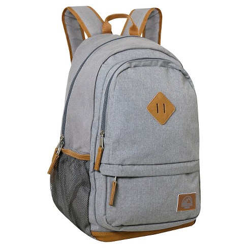 Trailmaker Backpack with Flannel Look - Gray - image 1 of 2