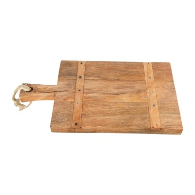Cutting Board Rustic - Wood - 3R Studios