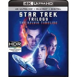 Star Trek Trilogy Collection (4K/UHD)
